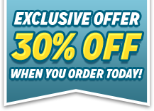 Exclusive Offer - 30% Off When You Order Today!
